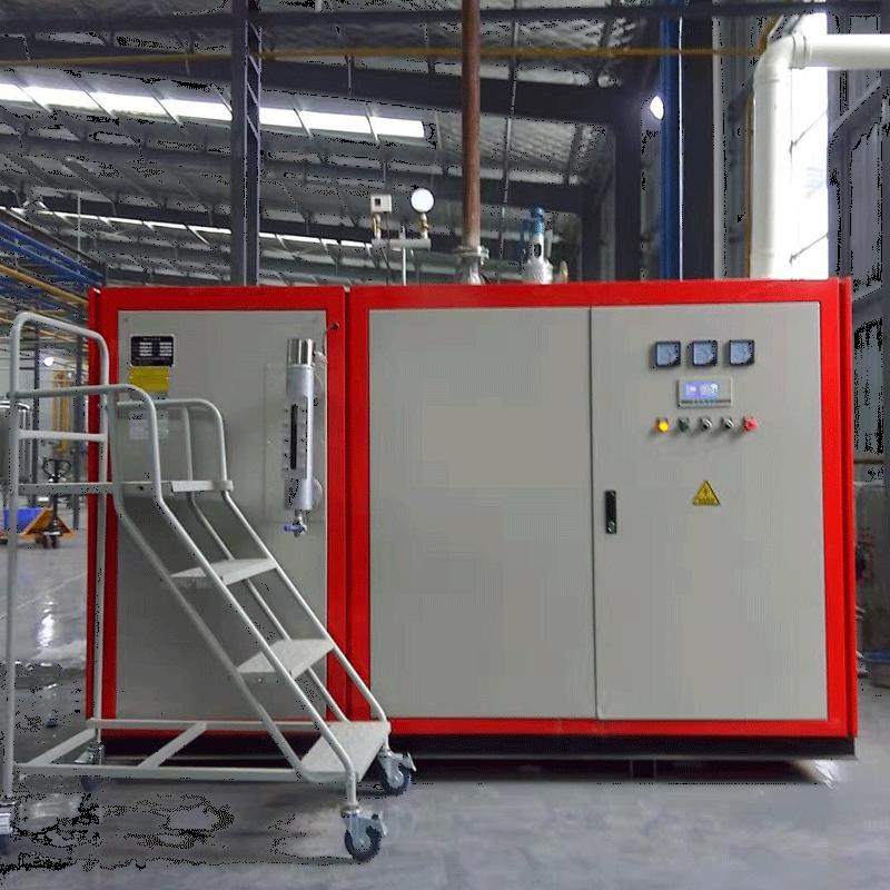 电热蒸汽发生器的施工程序及监检