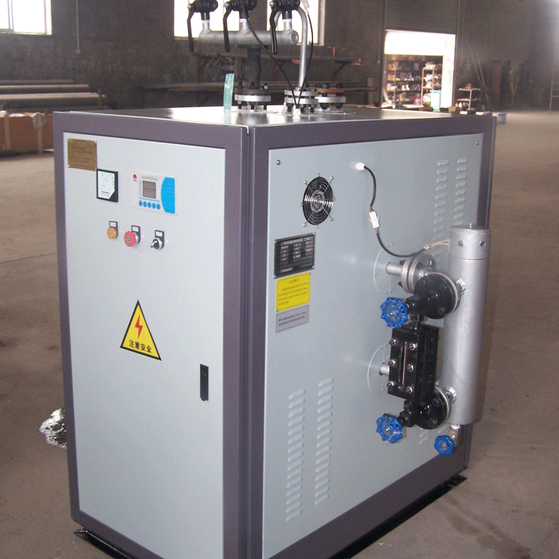 医疗废物微波消毒电蒸汽锅炉